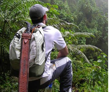 Quetzal's Trail Guided Hike